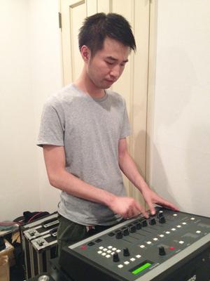 Kenihiro Nishihara(beat making)