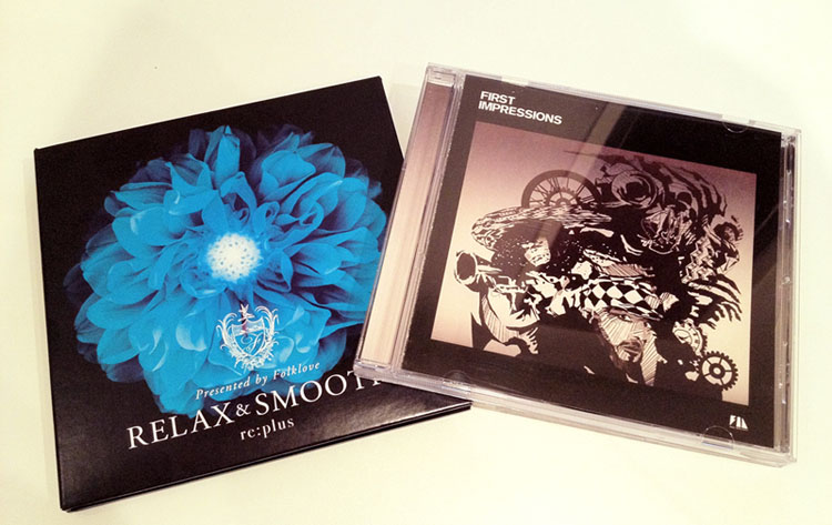 """re:plus """"Relax and Smooth"""" / FIRST IMPRESSIONS """"FIRST IMPRESSIONS"""""""