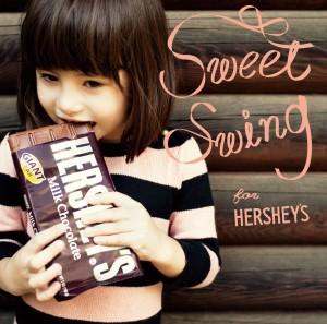 Sweet Swing for HERSHEY'S